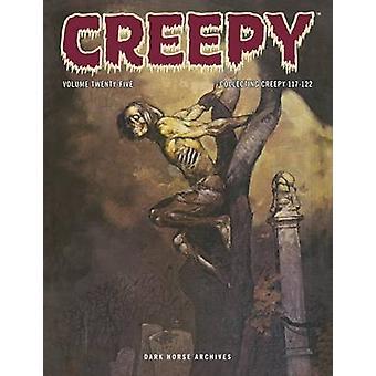 Creepy Archives Volume 25 by Budd Lewis - Len Wein - Carmine Infantin
