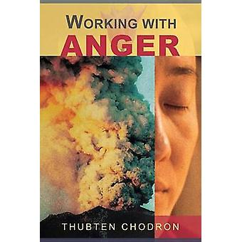 Working with Anger by Thubten Chodron - 9781559391634 Book