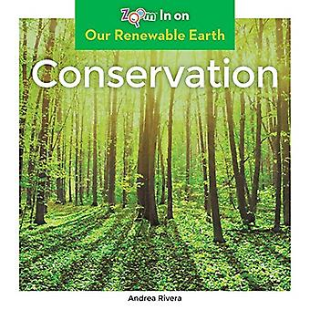 Conservation by Andrea Rivera - 9781680799385 Book