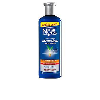 Naturaleza Y Vida Shampoo Anticaida Cabello Graso 300 + 100 Ml Unisex