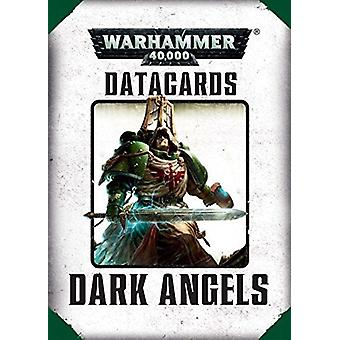 Jogos Workshop-Warhammer 40.000-datacards: Dark Angels