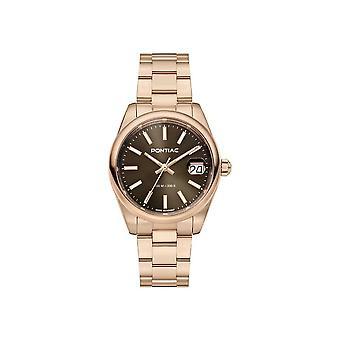 Pontiac naiset, miehet, Unisex Watch P10120