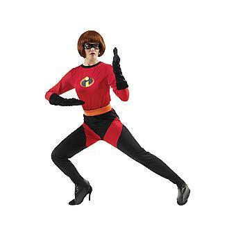 Mrs Incredible Adult Costume- Incredibles