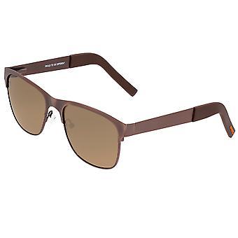 Breed Hypnos Titan Polarisierte Sonnenbrille - Braun/Braun
