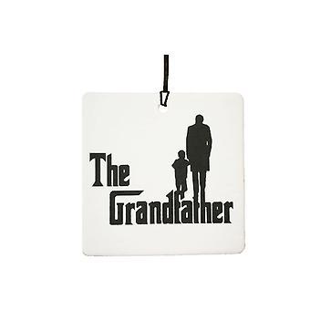 El ambientador de aire del coche del abuelo