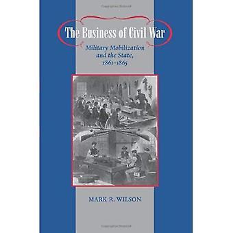 Gli affari della guerra civile: mobilitazione militare e Stato, 1861-1865