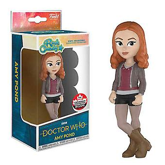 Doctor Who Amy Pond Fan Expo 2018 Exclusive Rock Candy