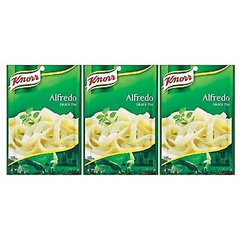 Knorr Alfredo saus mix 3 Packet Pack