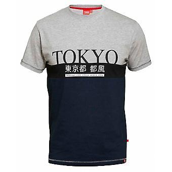 DUKE Duke Tokyo Panel T Shirt