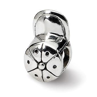 925 Sterling Silver Leštené odrazy SimStars Baseball Cap Bead Charm prívesok náhrdelník šperky darčeky pre ženy