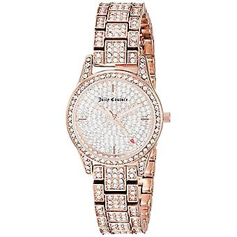 Juicy Couture Clock Woman Ref. JC/1180PVRG