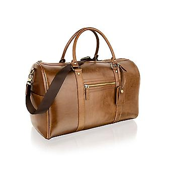 "18,5 ""Central zip Weekend Bag justerbar axelrem"