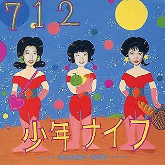 Shonen Knife - 712 (LP) [Vinyl] USA import