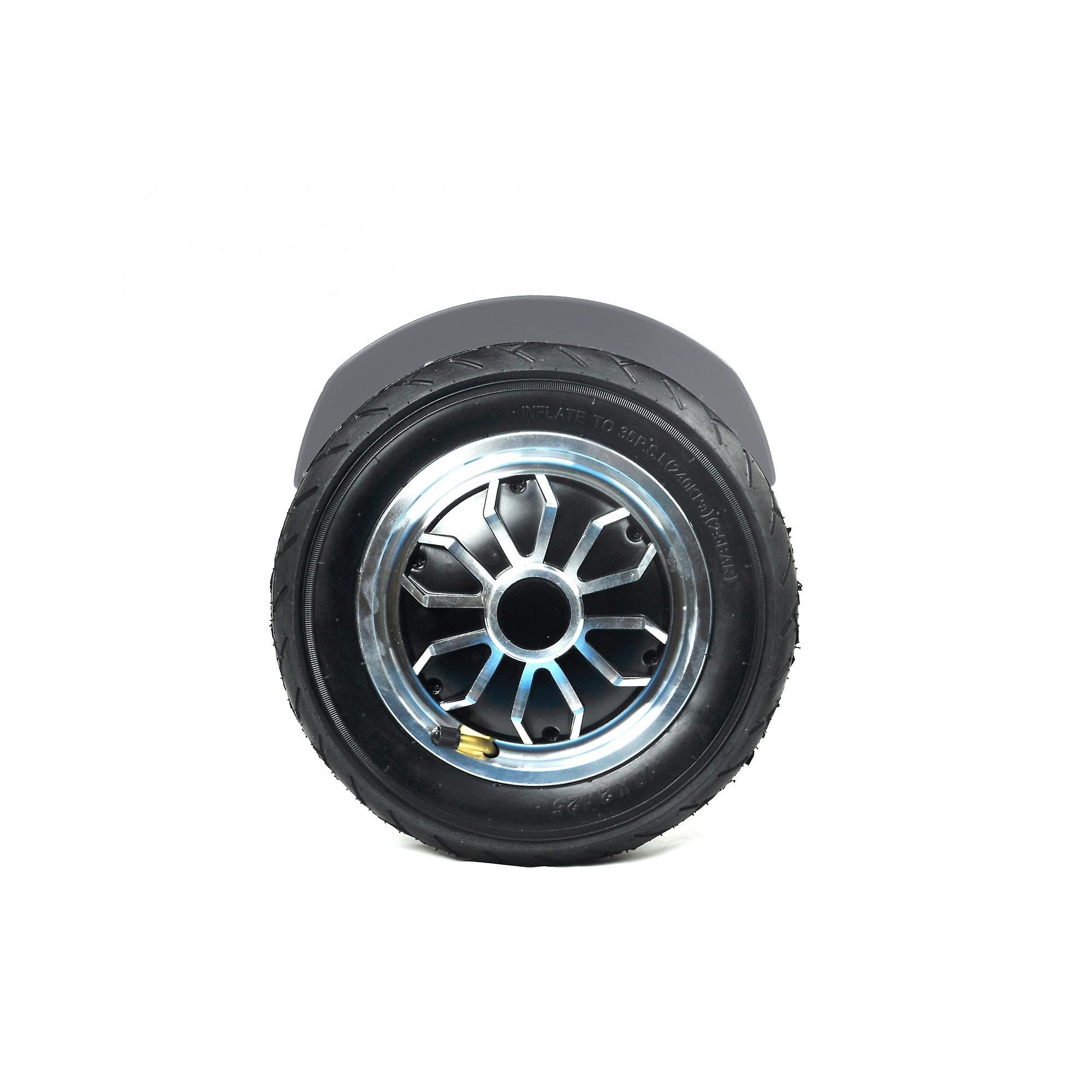 Hoverboard Skateflash K10n Silver Grey