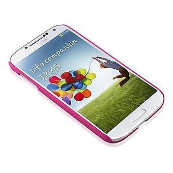 سامسونج غالاكسي S4 حالة هاردكيس في الوردي من قبل Cadorabo - الأزهار بيزلي الحناء تصميم حالة واقية - الهاتف حالة الوفير الغطاء الخلفي القضية