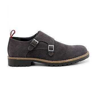 Duca di Morrone - Chaussures - Slipper - RAMSEY-GREY - Hommes - ardoise - 46