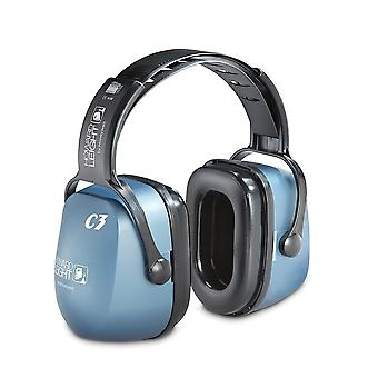 Howard Leight Clarity C3 Earmuff, Headband, Dielectric, Sound Mgt Tech #1011146
