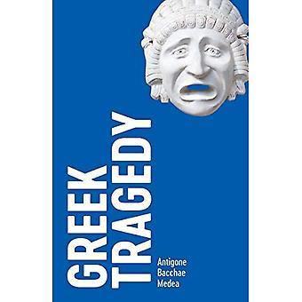 Tragédia grega: 'Antígona', 'Bacantes', 'Medeia' (Drama clássico: coleções)