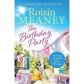 Birthday Party by Roisin Meaney