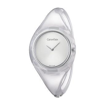 Calvin klein women's watch, grey xk6