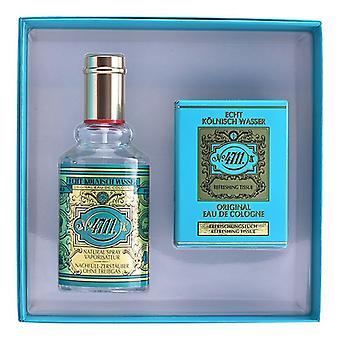 Unisex' Perfume Set 4711 (2 pcs)