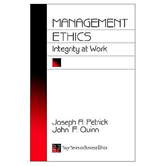Management Ethics, Vol. 6