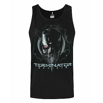 Terminator Genisys Endoskeleton Men's Vest