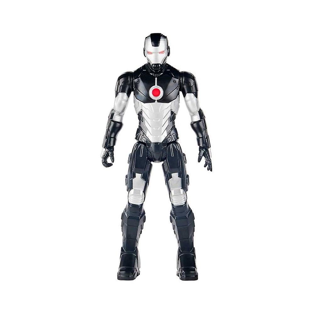 Marvel Avengers War Machine Endgame Titan Hero 12 tums actionfigur