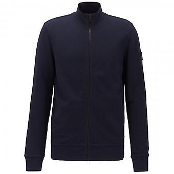 Boss Orange Boss Zkybox 1 Zip Up Sweatshirt Navy 404 50426622