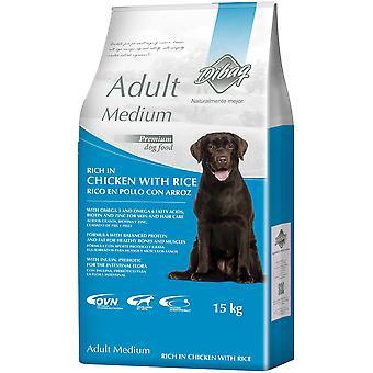 Dibaq Trockenfutter für Hunde Dnm Adult Medium  (Hunde , Hundefutter , Trockenfutter)