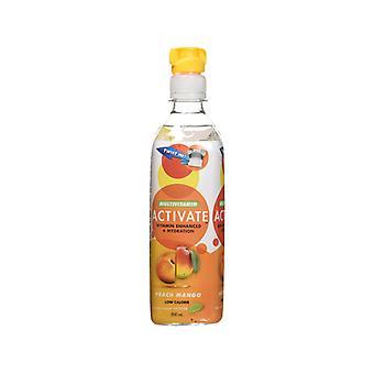 Aktivere Fersken Mango Balanse-( 500 Ml X 12 )