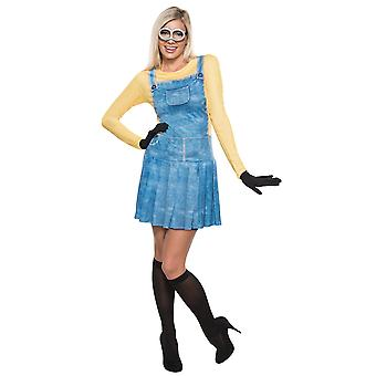 Minion Adult Female Costume