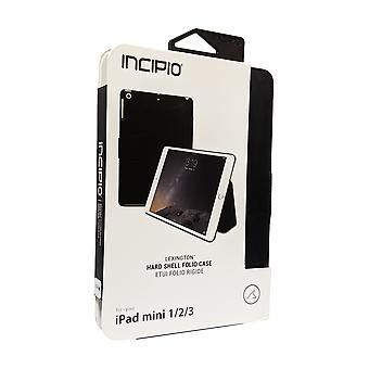 Incipio Lexington Folio tilfellet for iPad mini 2/3 - svart