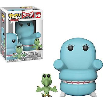 Funko Pop! Vinyl Pee-Wee's Playhouse Miss Yvonne Figure #646