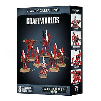 Warhammer 40K -Start Collecting! Craftworlds - collectible