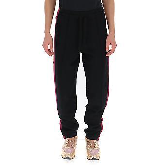 Isabel Marant ÉToile 19apa090219a059e01 Women's Black Polyester Pants