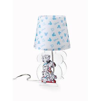 Tabelul de lampă de lumină taxa de 101 albastru