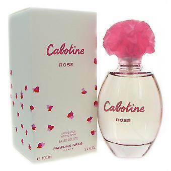 Cabotine rose for women by gres 3.4 oz eau de toilette spray
