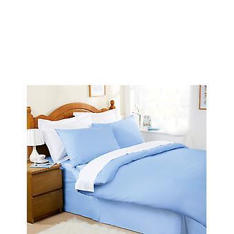 Belledorm Pillowcase Pair 150 Count Poly Cotton