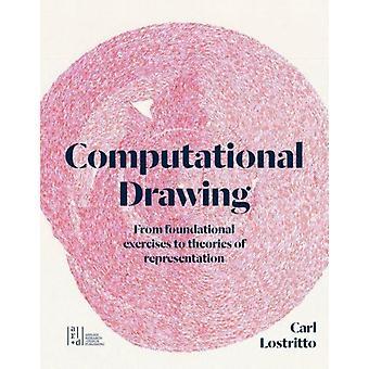 Computationele tekening door Carl Lostritto