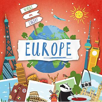 Europe by Shalini Vallepur