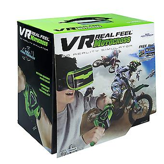 VR Real Feel Motocross 3D Reality Simulator Oyun Sistemi Yaş 8 Yaş+