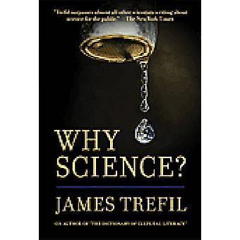 Por que ciência? por James S. Trefil - 9780807748312 Livro