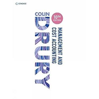 Management and Cost Accounting by Colin Drury - 9781473748873 Book