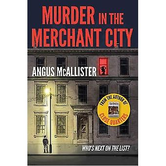 Murder in the Merchant City by Angus McAllister - 9781846974717 Book