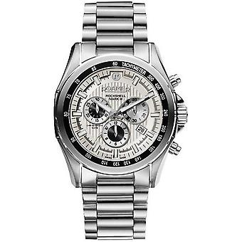 Roamer Rockshell Mark III Chrono 220837 Herrenuhr 41 15 20