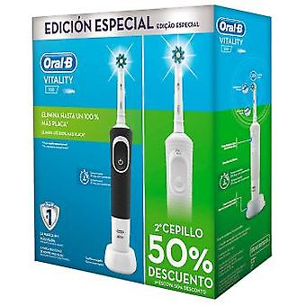 Oral B Electric Brush Vitality Cross Action 2 Units