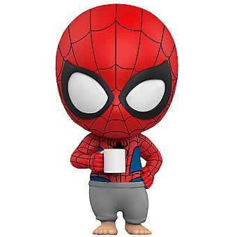 Spider-Man Ind i Spider-Vers Peter B Parker Cosbaby