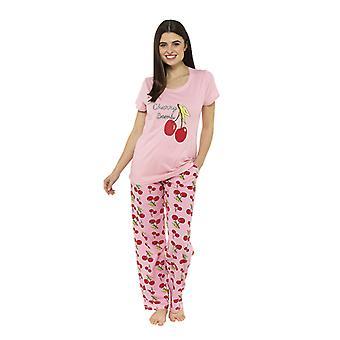"""""""Cherry Bomb"""" Pyjama Set"""