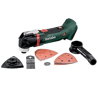 Metabo MT 18 LTX Multi Tool Body alleen met MetaLoc